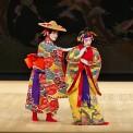 手水の縁2018女性が演じる組踊より (2)