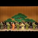 9、祝儀舞踊・古典音楽斉唱 (6)