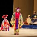 手水の縁2018女性が演じる組踊より (4)