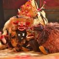 98沖縄とバリの獅子舞