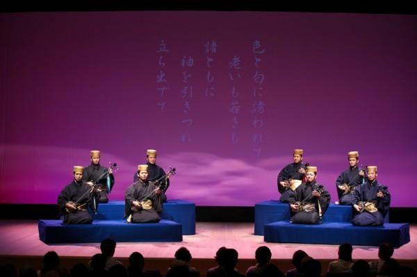 琉球古典音楽 第三回歌鎖~七夕歌会~