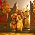 93沖縄とバリの獅子舞