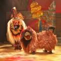 95沖縄とバリの獅子舞