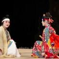 手水の縁2018女性が演じる組踊より (7)