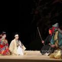手水の縁2018女性が演じる組踊より (6)