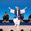 7、雑踊り「鳩間節」 (1)