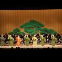 9、祝儀舞踊・古典音楽斉唱 (2)