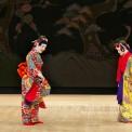 手水の縁2018女性が演じる組踊より (1)