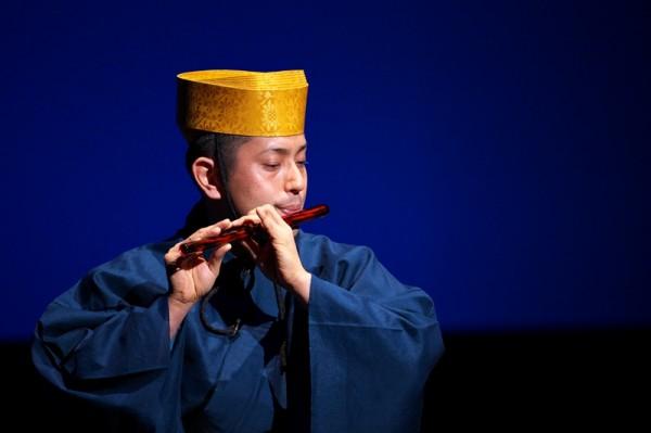 琉球横笛「入嵩西諭独演会」清風の音
